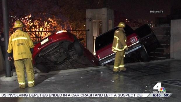 [LA] Uber Driver Left Hanging After WeHo Crash