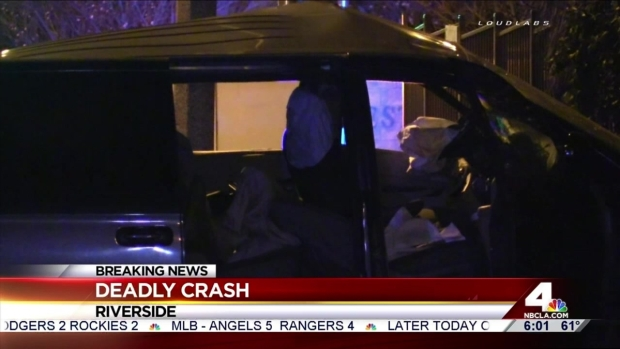 Two Killed, One Seriously Injured in Double Vehicle Crash in