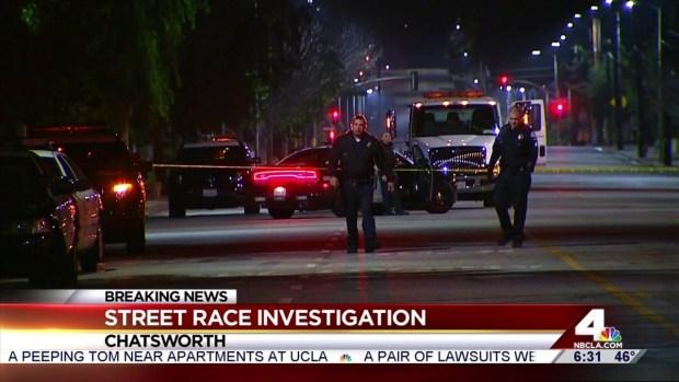 [LA] Two Spectators Killed in Street Racing Crash