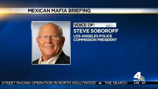 [LA] Uproar Over LAPD's Secret Meeting with Mexican Mafia Hitman