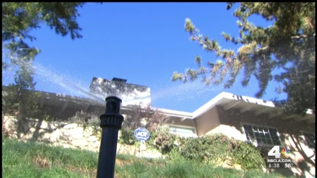 [LA] LA Water Wasters Urged to Conserve