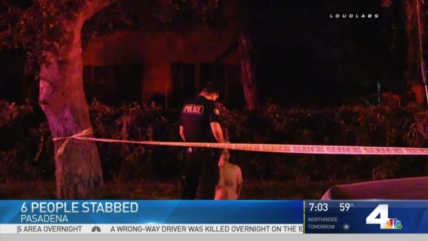 [LA] 6 People Stabbed at Pasadena House Party