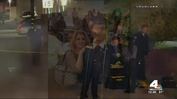 [LA] Family Seeks $28M in Student's Shooting Death