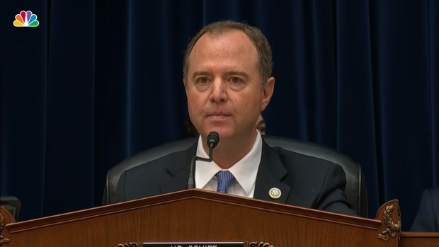 Adam Schiff's Full Opening Statement During Thursday's House Intelligence Hearing