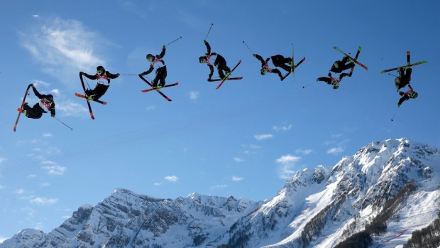 [NATL-SOCHI] Best of the Sochi Olympics: Day 6