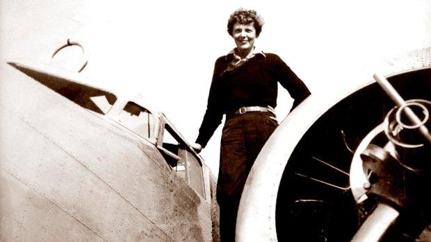 [NATL] Never-Before-Seen Footage Before Amelia Earhart's Last Flight
