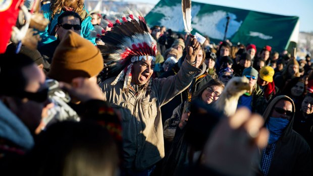 Army to look for alternative routes to build controversial Dakota Access pipeline