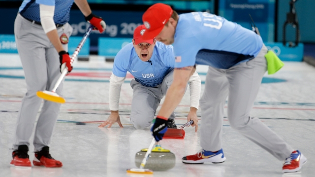 Feb. 24 Olympics Photos: US Takes Gold in Men's Curling