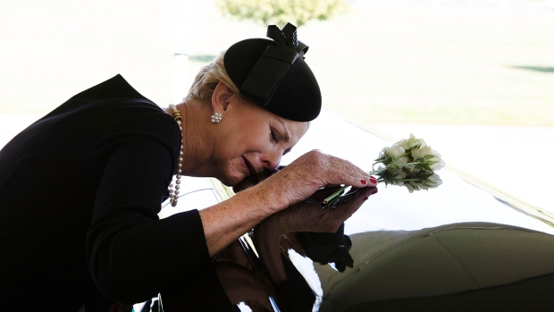 [NATL] A Last Farewell to John McCain