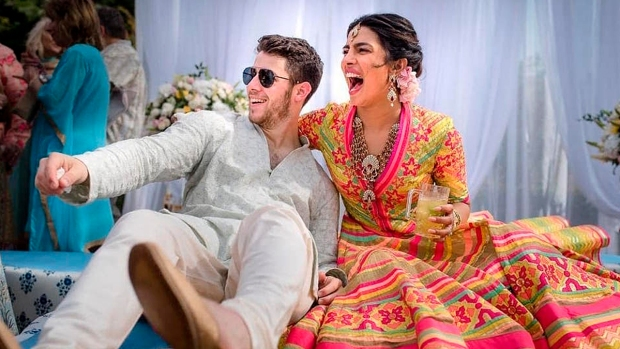 Celeb Hookups: Priyanka Chopra Marries Nick Jonas