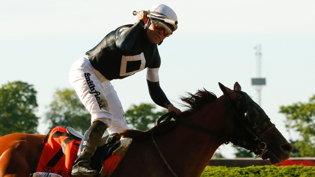 [NATL] The Belmont Stakes in Photos: See the Final Jewel's Best Moments