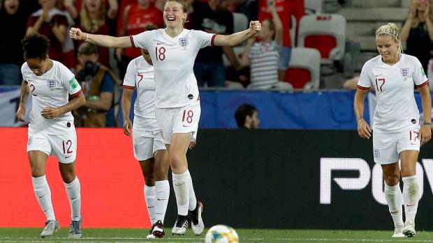Top Sports Photos: Women's World Cup 2019