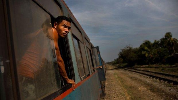 [NATL] A Trip Along Cuba's Slowly-Modernizing Train System