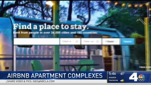 [LA] Airbnb Launches Apartment Complexes