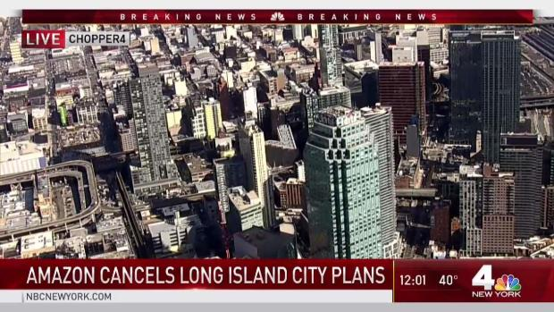 [NATL-NY] Amazon Cancels NYC Headquarters Plan