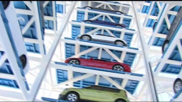 [LA] Amazon Meets CarMax: Used Car Vending Machines