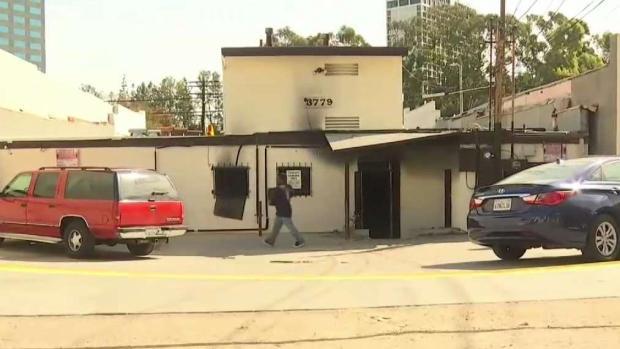 [LA - STRINGER] Arrest Made in Deadly Music Studio Fire