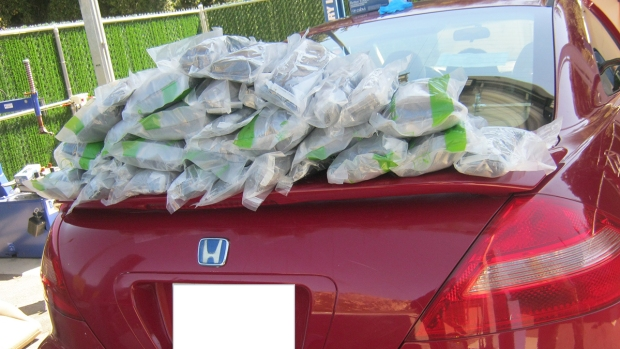 $96K Worth of Meth Found Stashed in Woman's Gas Tank
