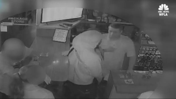 [NY-NATL] Barflies Order Drinks During Armed Robbery