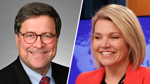 [NATL] Trump Nominates New Attorney General and UN Ambassador