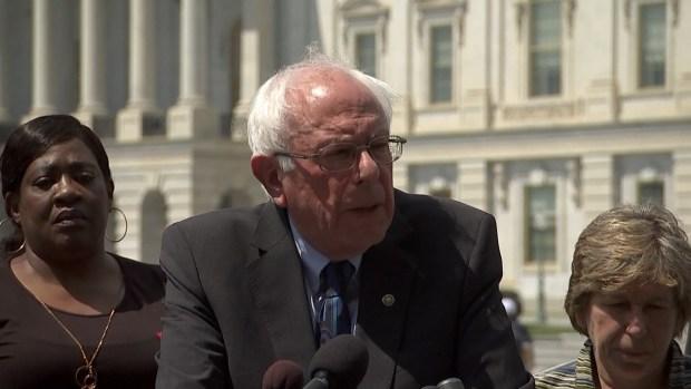 [NATL] Bernie Sanders Unveils New Legislation to Cancel All Student Debt
