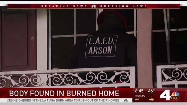 [LA] Body Found in Burned Pico-Union Home