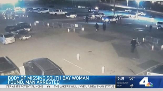 [LA] Body of Missing Nurse Found, Man Arrested