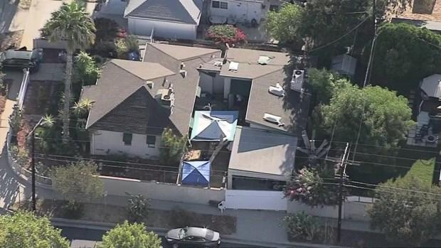 [LA] Investigators Search Home of Boston Globe Threats Suspect
