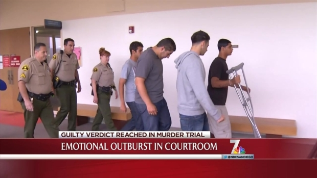 [DGO] Guilty Verdict Prompts Outburts in Court