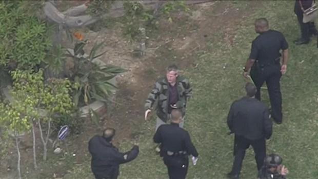[LA] Burglar Barricaded Inside Spike Jonze's Los Feliz Home