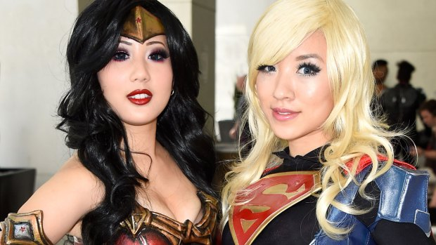 [G-2014] Babes of 2014 Comic-Con