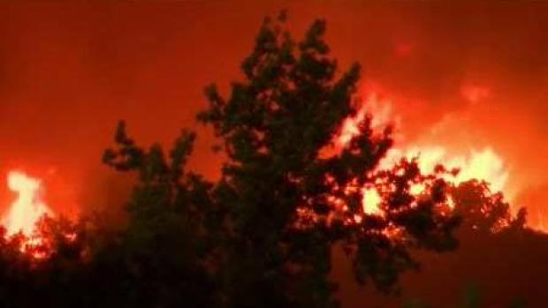 Cal Fire Spokesman Provides Details on Shasta County Fire