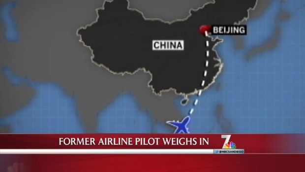 [DGO] Local Pilot Weighs in on Missing Malaysian Air Jet