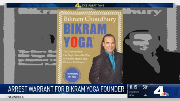 [LA] Arrest Warrant for Bikram Yoga Founder