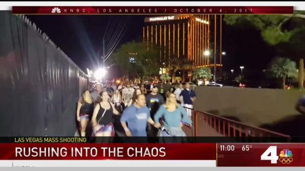 [LA] Cell Phone Footage Captures Chaos After Massacre