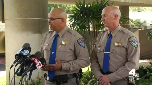 """[LA] Civil Rights Activists Want CHP Officer """"Held Accountable"""" After Video"""