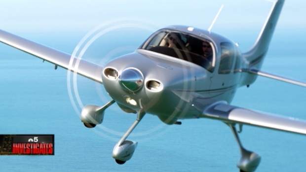[CHI] Maker of Small Plane Defends Safety Record