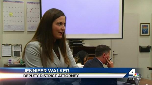 [LA] Closing Arguments Begin in Distracted Driving Case