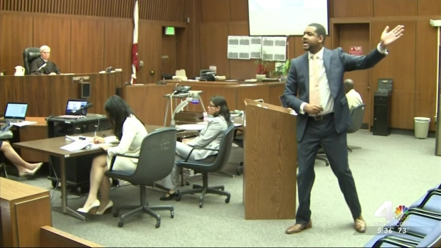 [LA] Closing Arguments Begin in Michael Jace Murder Trial