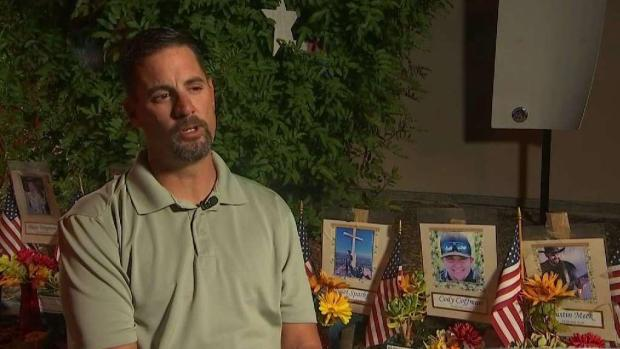 [LA] Cody Coffman's Father Shares His Grief One Year Later