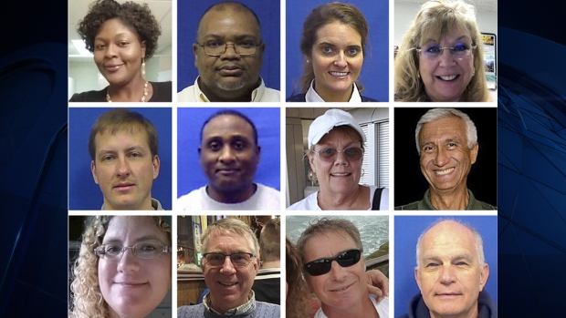 [NATL] In Photos: Remembering Victims of the Va. Beach Shooting