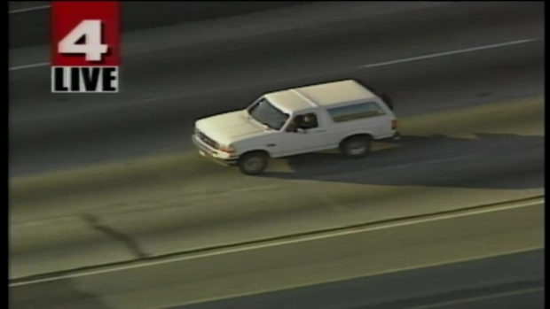 [LA] Leading the OJ Simpson Ford Bronco Chase: 25 Years Later
