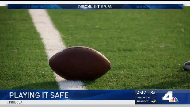 Concussion Fears Lead to Fewer High School Football Players