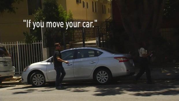 Avoiding a Parking Ticket