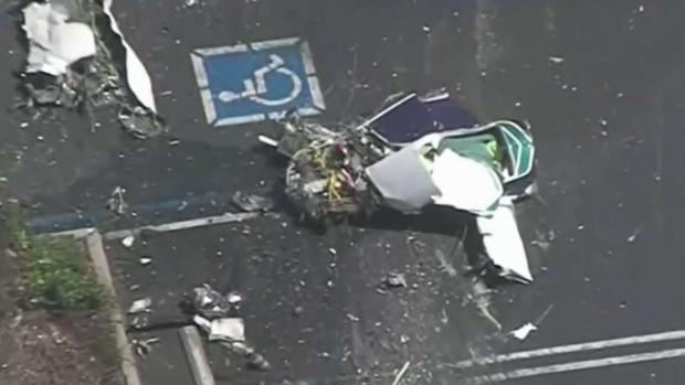 [LA] Coroner Identifies Five Killed in Plane Crash
