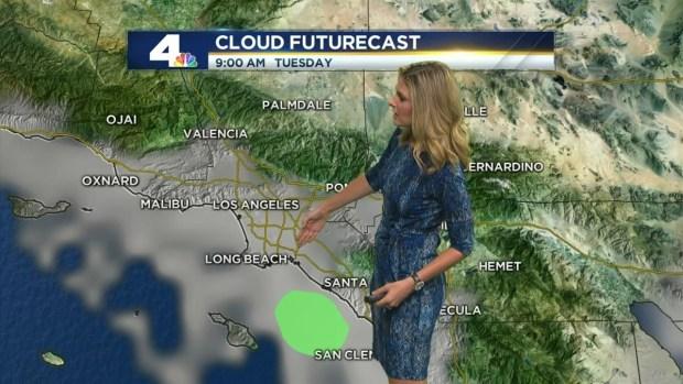 [LA] AM Forecast: Rain This Week