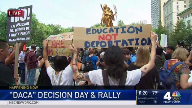 [NATL-NY] DACA Defenders March to Trump Tower