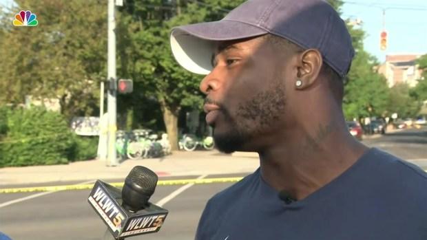 [NATL] Witness Describes Scene in Dayton Shooting