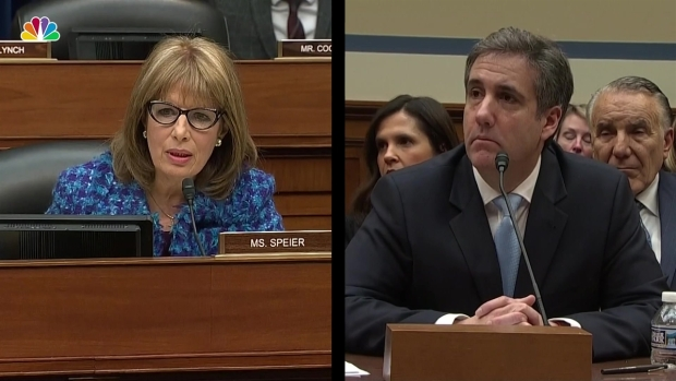[NATL] Cohen Admits to 'Probably' Making 500 Threats on Trump's Behalf