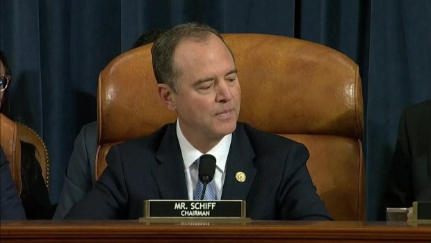 Schiff Says He Doesn't Know Who the Whistleblower Is